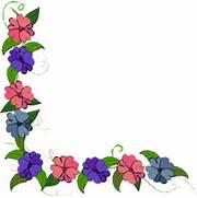 Small Flower Borders Clipart Clipart Kid Flower At Spring Flower Arrangements Vases Jam Jars 1920x1200 748911 Purple Flower Border Clip Art Clipart Panda Free Clipart Images