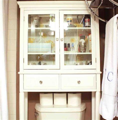 Bathroom Cabinet Above Toilet  Home Furniture Design
