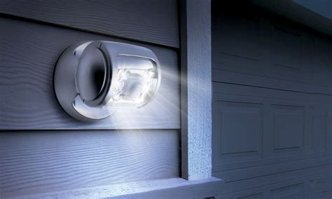 wireless led outdoor light groupon goods