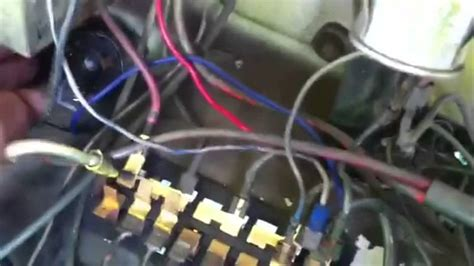 on board diagnostic system 1965 volkswagen beetle windshield wipe control 1965 vw bug ignition replacement youtube