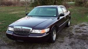 2000 Mercury Grand Marquis Gs 4 6 V8 55xxx Miles