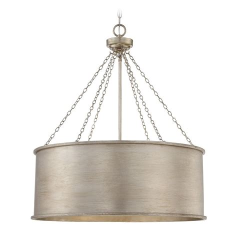 pendant drum light savoy house lighting rochester silver patina pendant light