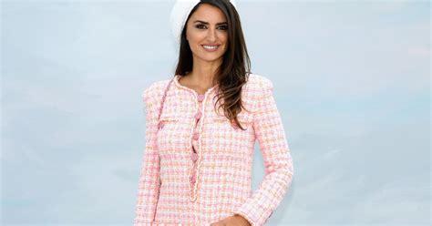 Chanel anuncia Penélope Cruz como novo rosto e embaixadora ...