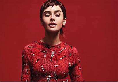 Lily Collins 4k Wallpapers Celebrities Wide Ultra
