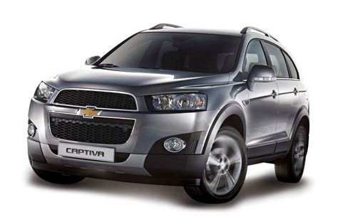2015 Chevrolet Captiva Launched At Rs 25.13 Lakh