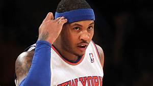 Carmelo Anthony -- Perception of New York Knicks hurt in ...  Carmelo