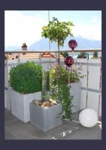 balkon brunnen balkon brunnen selber bauen brunnenbau nowaday garden