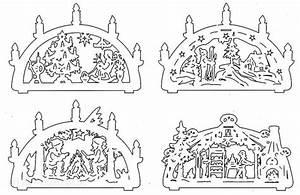 Holzarbeiten Mit Kindern Vorlagen : laubs gevorlage 6x mini schwibbogen f r doppelten schwibbogen laubs gevorlagen pinterest ~ Watch28wear.com Haus und Dekorationen