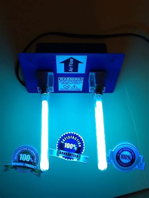 Uv Light For Hvac by Air Purifier Whole House Uv Light Hvac Ac Heating In