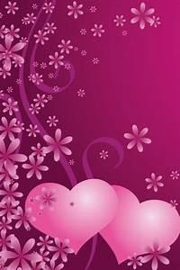 Purple Heart Iphone Wallpaper | www.pixshark.com - Images ...