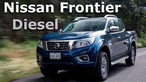 2016 Nissan Frontier Diesel