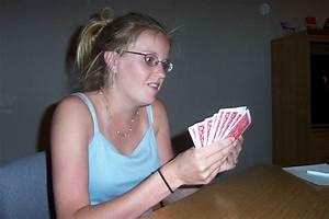 College play strip poker