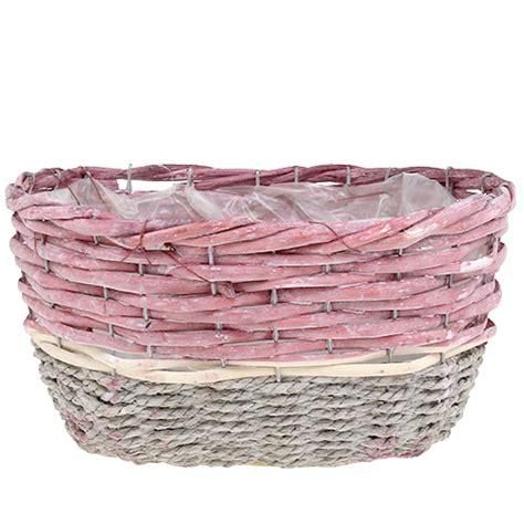 Korb Rosa by Korb Oval 3er Set Rosa Natur Preiswert Kaufen