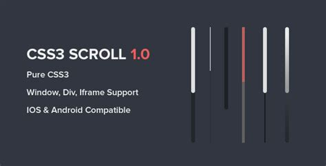 Div Scrollbar 7 Useful Custom Scrollbar Css Scripts Design Freebies