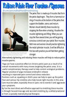 pelvic floor spasms 1000 images about pelvic floor tension myalgia pftm on