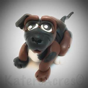Katersacres Polymer Clay Dog Tutorial By Katersacres