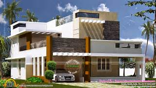 Luxury Modern American House Exterior Design Exterior Design Of Contemporary Villa Kerala Home Design And Floor