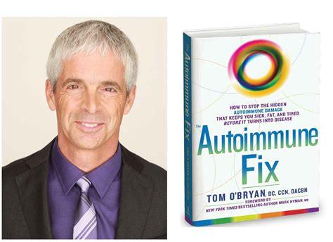 book signing  dr tom obryan  autoimmune fix