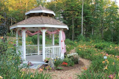 27 Garden Gazebo Design and Ideas   InspirationSeek.com