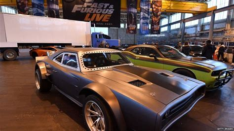 Vin Diesel Fast And Furious Car by Fast Furious Live Vin Diesel Blown Away By Show