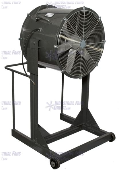 airflo explosion proof man cooling fan high stand