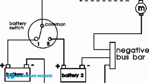 marine battery switch wiring diagram 3 better wiring