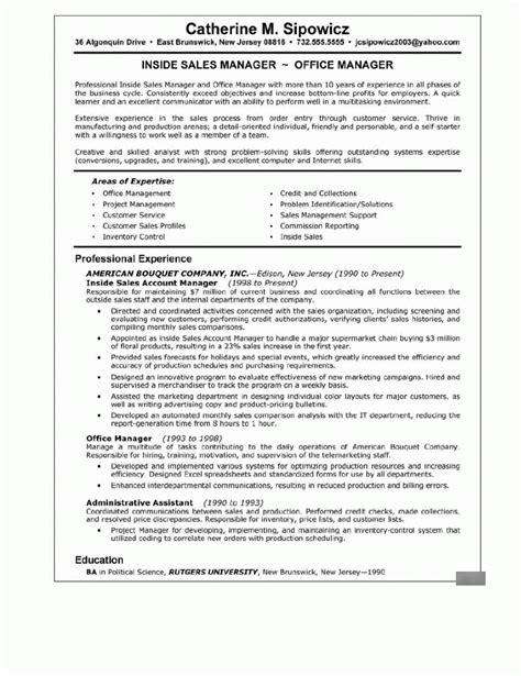 inside sales engineering resume template profesional