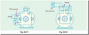 Single Phase Capacitor Start Capacitor Run Motor Wiring