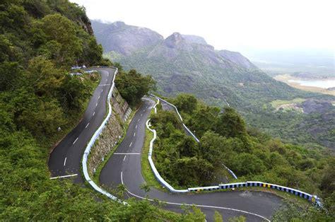 hill roads design construction