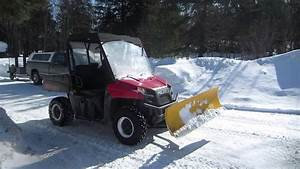2011 Polaris Ranger 400 Ho