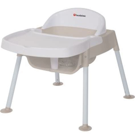 baby feeding chair that attaches to table foundations feeding chair with tray fnd 4609