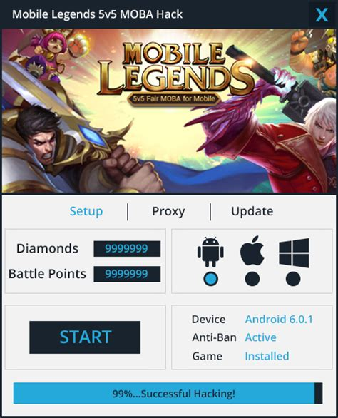mobile legends hack cheat working