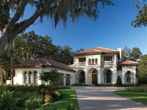 home builders plans home plans exterior mediterranean with stucco siding