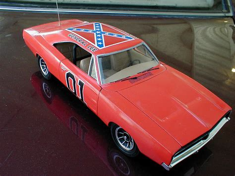amt  general lee dodge charger  wyll jones