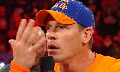 John Cena Once Again Proves He Is The Best in Wrestling Today