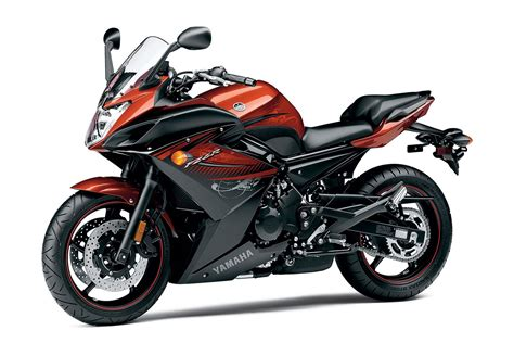 2011 Yamaha Fz6r Official Photos