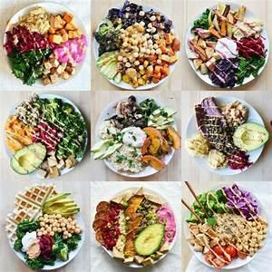 Idée Recette Saine : 10 recettes ultra faciles et saines pour un repas ~ Nature-et-papiers.com Idées de Décoration