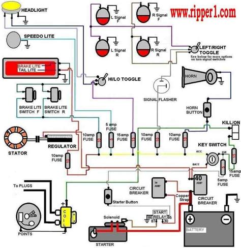 Wiring Diagram With Accessory Ignition