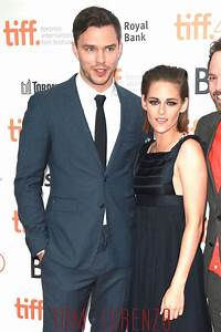 "Nicholas Hoult and Kristen Stewart at the ""Equals ..."