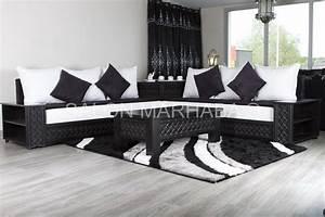 wenge salon marhaba salon marocain paris salon With tapis de gym avec canapé tissu peau de peche