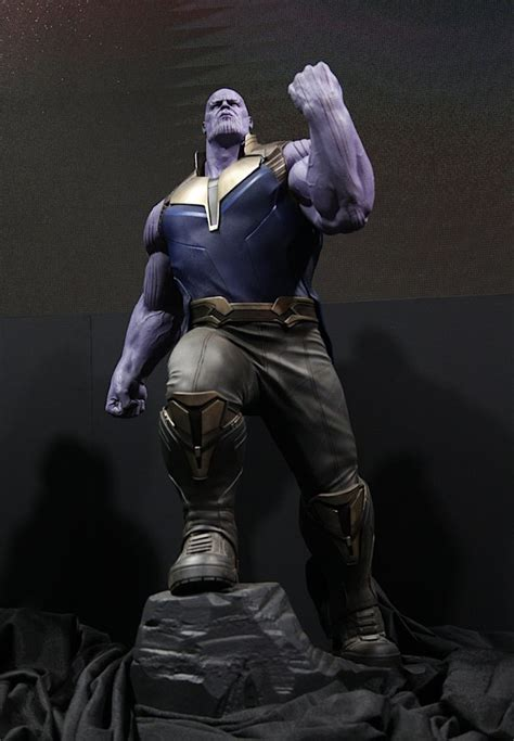 detailed   avengers infinity war thanos  black