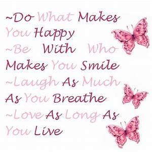 Cute Inspiratio... Cutehappy Quotes