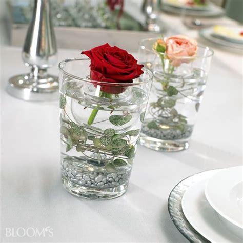 Blumen Tischdeko Im Glas by Blumen Tischdeko Im Glas Weihnachten Wohn Design