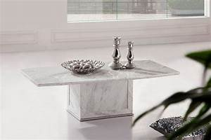 Awesome white marble coffee table designs faux white for White marble and wood coffee table