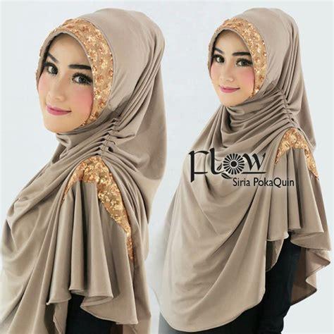 nama nama hijab instan tutorial hijab terbaru
