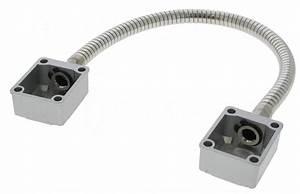 Gaine Pour Cable : gaine de protection de 45 cm pour cable de gache 21 60 ~ Premium-room.com Idées de Décoration