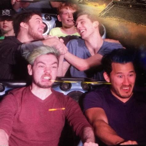 My Favorite You First See Mark And Jacks Faces And Then