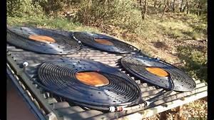 Fabriquer Chauffe Eau Solaire : chauffage solaire piscine 65m3 youtube ~ Melissatoandfro.com Idées de Décoration