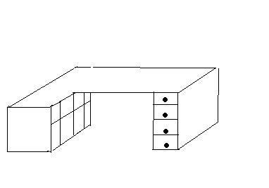 fabriquer un bureau d angle fabriquer bureau d 39 angle avec caisson