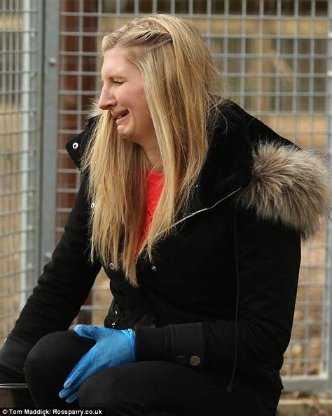 rebecca adlington attends  public engagement